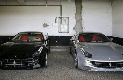 ¡Llegan las rebajas! 2X1, Los Ferraris del Rey a mitad de precio.