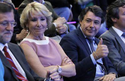 Ignacio González gimotea, patalea y llora ante el juez suplicando salir de prisión