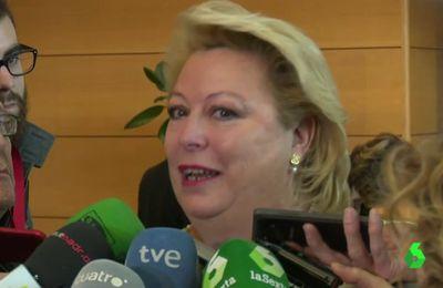 """Ex diputada madrileña del PP imputada en 'Gürtel' se justifica ante el juez alegando que fue """"tonta"""""""