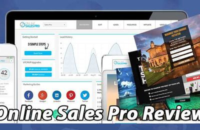 Online Sales Pro Review