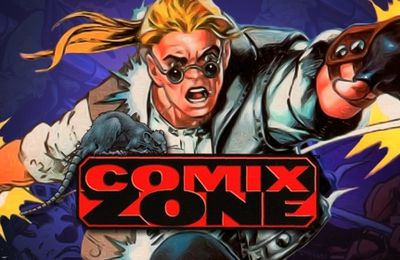 MegaDrive: Comix Zone (beat' them all)