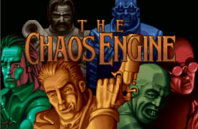 Megadrive - The Chaos Engine