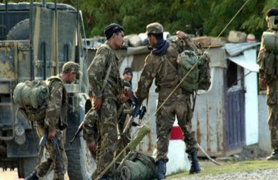 Neuf terroristes éliminés et un arsenal de guerre récupéré à Azeffoun en Kabylie. KDirect -Actualité
