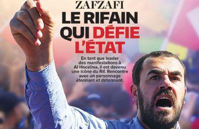 Al-Hoceima : Violents affrontements suite à une tentative d'arrestation du leader Rifain Nasser Zefzafi. KDirect.info