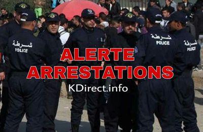 URGENT : Plusieurs militants du MAK-ANAVAD tabassés et embarqués par la BRI à Tizi ouzou.