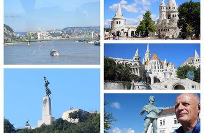 Jour 11 Budapest, la magifique