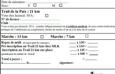 Arbre de la Paix à Tulle, Trail et Marches de la Paix: le programme de la semaine du Mouvement de la Paix de Corrèze