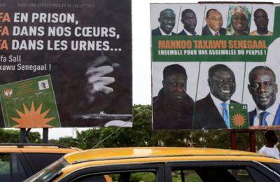 Les Sénégalais aux urnes pour des législatives tests