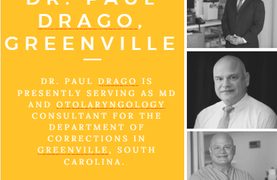 Dr. Paul C Drago is a Versatile Doctor in Greenville SC