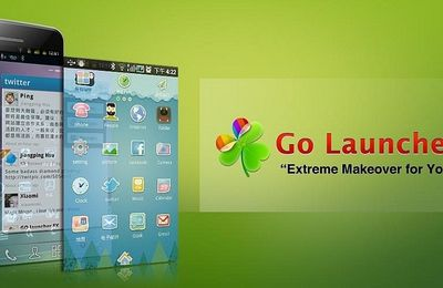 Go Launcher Android
