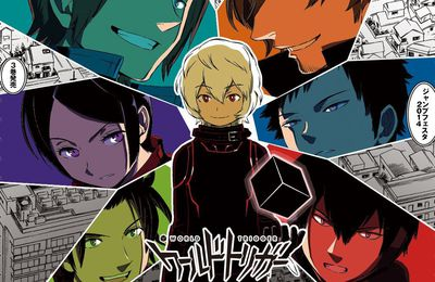 Mes tops 5 perso spécial : World Trigger