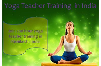 500 Hours Yoga TTC in India