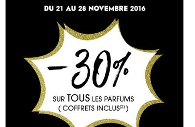 Super bon plan Sephora : Black Friday