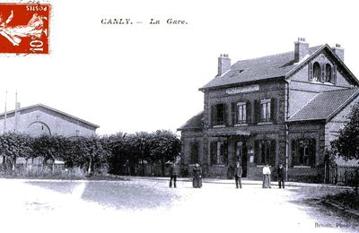 CP gare de Canly (60)