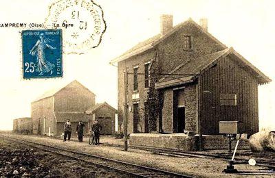 CP gare de Campremy (60)