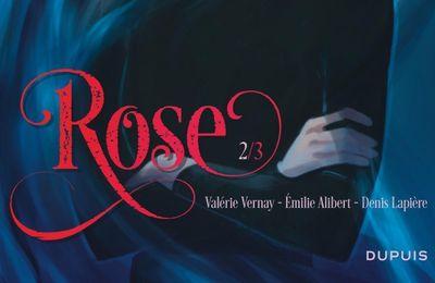 Rose T02  - Vernay, Alibert, Lapière