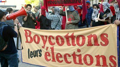 [Bordeaux - Merc. 11 janv.] Réunion du collectif Abstention Consciente/Boycott élections 2017