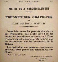 Les Communes Libres de 1870-1871