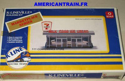 Bâtiment Convenience Store #K-4102 échelle O K-line