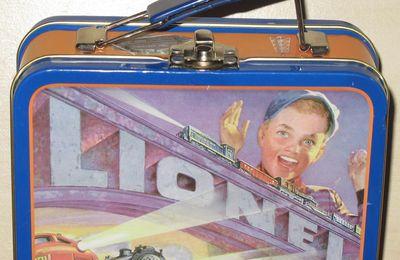 Boite en métal « Lunch Box », 1998 Lionel