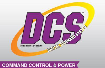 Logiciel MTH DCS 6.10 disponible