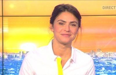 Sonia Chironi La Matinale Week-end Itélé 24.09.2016