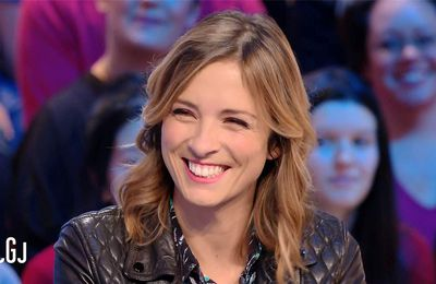 Isabelle Ithurburu Le Grand Journal Canal+ le 20.01.2017