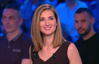 Marie Portolano Canal Football Club Canal+ le 26.02.2017