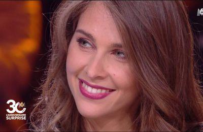 Ophélie Meunier 30 ans de M6 le 07.03.2017