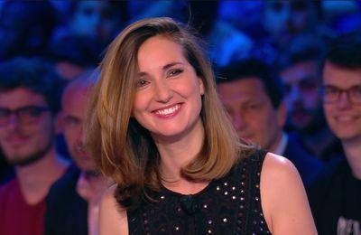 Marie Portolano Canal Football Club Canal+ le 23.04.2017