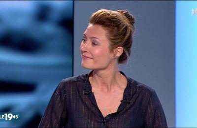Diane Douzillé Le 19:45 M6 le 03.05.2017