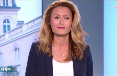 Diane Douzillé Le 19:45 M6 le 10.05.2017