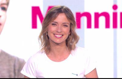 Isabelle Ithuburu Le Tube Canal+ le 17.06.2017