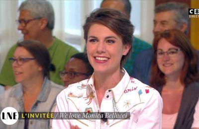 Emilie Besse La Nouvelle Edition C8 le 28.06.2017