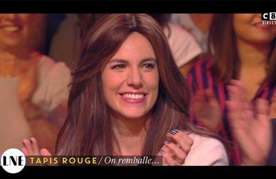 Emilie Besse La Nouvelle Edition C8 le 30.06.2017