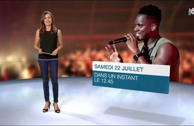 Marie-Ange Casalta Le 12:45 M6 le 22.07.2017