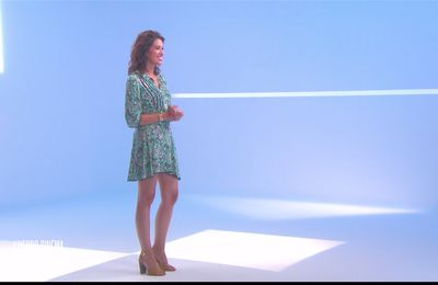 Laurie Cholewa L'Hebdo Cinéma Canal+ le 22.07.2017