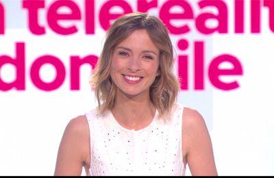 Isabelle Ithurburu Le Tube Canal+ le 29.07.2017