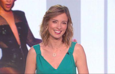 Isabelle Ithurburu Le Tube Canal+ le 19.08.2017