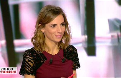Alice Darfeuille L'info du Vrai Canal+ le 20.09.2017