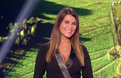 Karine Ferri Tirage Loto TF1 le 13.10.2017