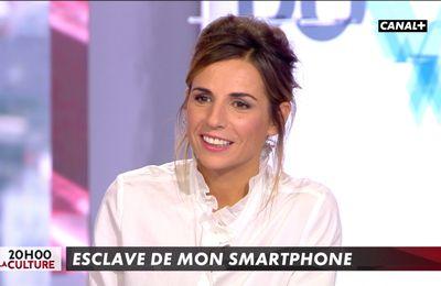 Alice Darfeuille L'info du Vrai Canal+ le 13.10.2017