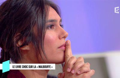 Emilie Tran Nguyen C l'Hebdo France 5 le 14.10.2017