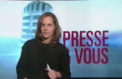 Anaïs Castagna Bourdin Direct RMC Découverte le 17.10.2017