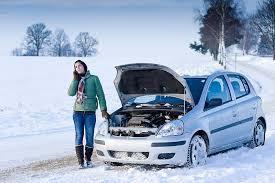 Proteggere la macchina dal freddo durante l'inverno