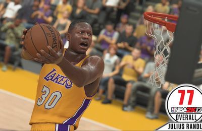 NBA 2K17 News Update: Tweeted Out Player NBA 2K17 Ratings