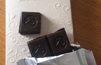 Plaisir gourmand : Le chocolat belge Zaabär