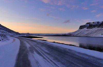 Premier jour en Islande : de Keflavik à Borgarnes