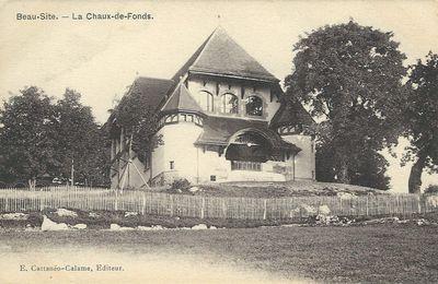 La Chaux-de-Fonds - Beau-Site