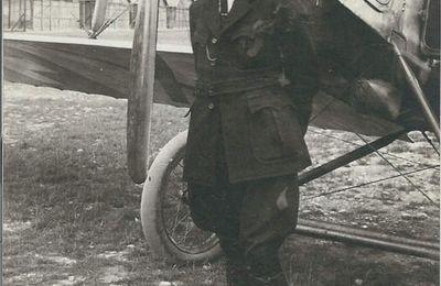 Pilote Edgar Primault